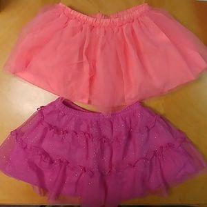 Cute tutu skirts